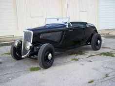 1934 Ford roadster    BeerBellyBlunt