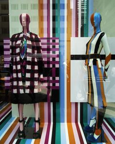 """SALVATORE FERRAGAMO, 5th Avenue,  New York, """"You can't blend in when you're born to stand out"""", photo by Els Den Dekker, pinned by Ton van der Veer"""