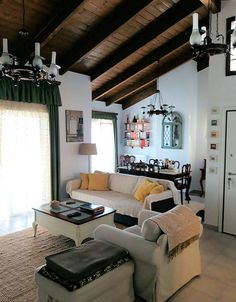 Nice Penthouse in Palaio Faliro for Sale. Built in 2008 with the gorgeous wooden roof and open view from all windows. Athens Airport, Aluminium Windows, Home Phone, Security Door, Central Heating, Living Room Lighting, Pent House, Heating Systems, Detached House