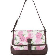 Pink Laura Ashley bag