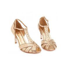 Sarah Chofakian Sims' sandals