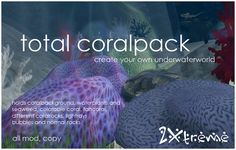 OUT NOW... NEW VERSION of the full coralpack by :: 2Xtreme ::