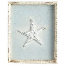 Want to lend a coastal cottage appeal to your walls? Our beach-inspired art will bring to mind sun, sand and surf. Frame Wall Decor, Frames On Wall, Framed Wall Art, Motivational Wall Art, Inspirational Wall Art, Seashell Frame, Starfish, Coastal Cottage, Coastal Decor