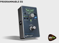 Source Audio Programmable EQ $149.00 A programmable EQ with 4 presets that are MIDI controllable.
