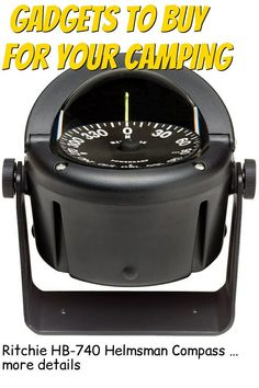(This is an affiliate pin) Ritchie HB-740 Helmsman Compass