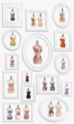 "Jean Paul Gaultier celebrates 20 years of his classic fragrance ""Classique"""
