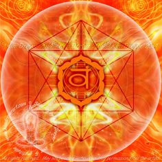 7 Chakra Fractals - Sacred Light Visions - The Art of Kim Dreyer
