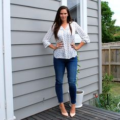 loving the new Prima denim jeans from Jeanswest