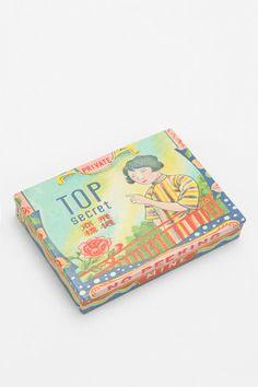 Top Secret Mini Stash Box  #UrbanOutfitters