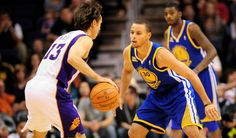 Steve Nash on Stephen Curry: 'He's taken what I did to another level'