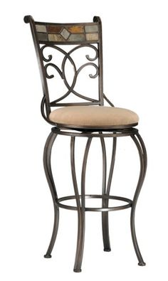 Special Offers - Hillsdale Pompei Swivel Counter Stool - In stock & Free Shipping. You can save more money! Check It (March 26 2016 at 07:30PM) >> http://counterstoolsusa.net/hillsdale-pompei-swivel-counter-stool/