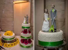 Bring your own wedding cake or let us create it for you St Francis, Casual Wedding, Wedding Receptions, Wedding Cakes, Create, Desserts, Weddings, Gallery, Saint Francis