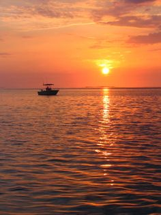 Few sights are lovelier than sunset in Key West.