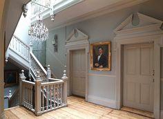 Greek Revival Interior Colors | Greek Revival