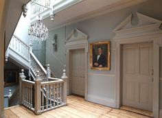 greek revival interior design | Greek Revival