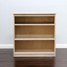 Gothic Cabinet Craft - Birch Bookcase 12x30x30, $149.00 (http://www.gothiccabinetcraft.com/birch-bookcase-12x30x30/)