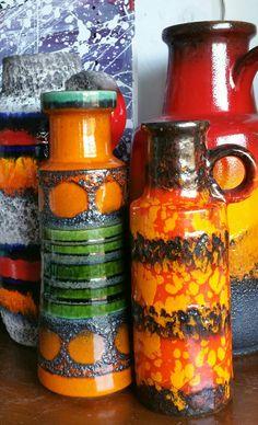 colorful scheurich glazes