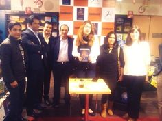 Samantha Shannon with the Bloomsbury India team!