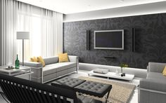 Wallpapers design ideas