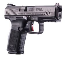 Canik's TP9SF Elite Series pistols are the company's first foray into compact, concealable handguns. (Photo: Canik USA)