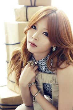 Love Tension: HyunA - 4Minute