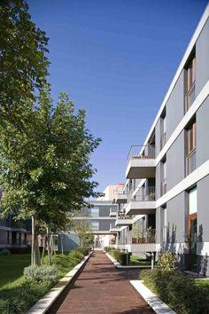 PROMONTORIO, Leonardo Finotti · Oriente Housing, Offices And Shops