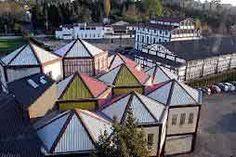 Fabrica de Sargadelos en O Castro (Sada, A Coruña) #Galicia
