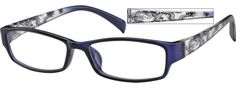Have these! Love these! Dragon makes them super cool!  Women's Blue 2577 Full Rim Plastic Frames | Zenni Optical Glasses-wI6LDWiA