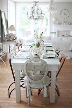 romantic dining room diy ideas - Google Search