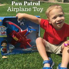 Paw Patrol Airplane Toy Review Air Patroller