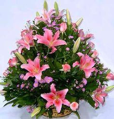 Hermoso Arreglo Floral.