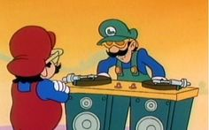 Epic Super Mario DJ Battle on 4th of July Wows the crowd: video link