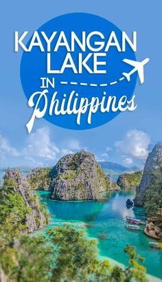 One of the most photographed places in the Philippines is none other than the beautiful Kayangan Lake. When in the Palawan on Coron island jump on a Kayangan Lake tour to see this iconic view for yourself. Here's everything you need to know about visiting Manila, Amazing Destinations, Travel Destinations, Travel Guides, Travel Tips, Travel Advice, Coron Island, Philippine Holidays, Safari