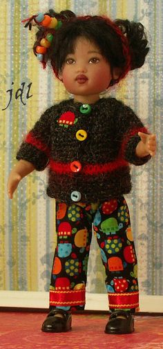Doll Clothes for Riley Kish by JDL Doll Clothes  jdldollclothes.com