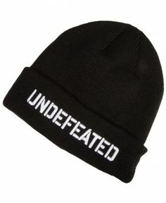 15306293f2d3 Undefeated - Undefeated New Era Beanie -  26