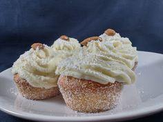 Krysy v Kuchyni: Bezlepkové Kokosovo-Mandlové Cupcakes