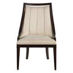 Continuum-Upholstered Wood Frame Chair - Stanley Furniture
