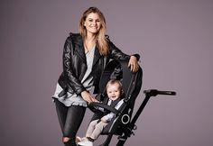 Truly Timeless: The ultimate statement color for every season. Stokke Xplory True Black