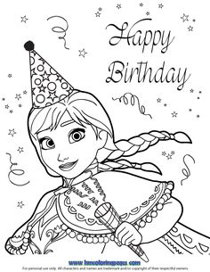 Olaf, Coloring pages and Happy on Pinterest