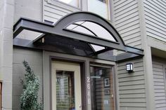 Pike Awning provides quality awnings and canopies for residential and commercial clients. Wooden Gate Plans, Wooden Gates, Fabric Awning, Awning Canopy, Awning Over Door, Garden Awning, Metal Awning, Solar Shades, French Doors Patio