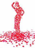 Naty Chabanenko by Erik Madigan Heck for Harper's Bazaar UK May 2015 Color Photography, Fashion Photography, Contrast Photography, Red And Pink, Red And White, Fashion Painting, Fashion Art, High Fashion, Harpers Bazaar