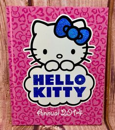 Hello Kitty Annual 2014 by Harper Collins Publishers (Hardback, nice book Hello Kitty Bow, Make Your Own, Make It Yourself, Perfect Cookie, Perfect Christmas Gifts, Book Title, Mini Books, Cool Photos, Activities