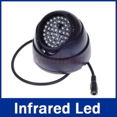 48 LED illuminator Light IR Infrared Night Vision Assist LED Lamp For CCTV Surveillance Camera