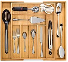 $10 to Organized: DIY Silverware Drawer Organizer • Ugly Duckling House Kitchen Drawer Dividers, Kitchen Cabinet Drawers, Kitchen Drawer Organization, Kitchen Storage, Kitchen Cabinets, Kitchen Dining, Organization Ideas, Cabinet Storage, Cabinet Space