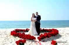 Some wedding bundles offered via ocean side resort for #weddings on the beach in #Destin additionally have isolate facilities for vacation arranging. Destin Beach Brides provide the setup, minister and professional photographer in the package to make your beach wedding easy.