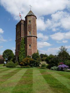 sissinghurst castle tower - Google Search