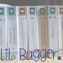 Cricut Booklets Print Outs - what a great idea and how generous to share her hard work!