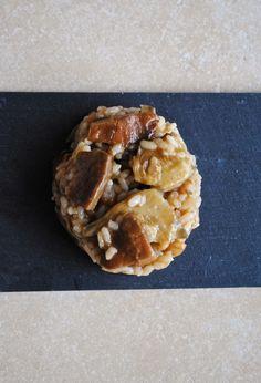 Arròs de carfoxes i rovellons #homemade #gastronomy #design #foodporn