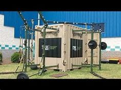 Containerized Gym Unit Deployed Resources Gym Ideas