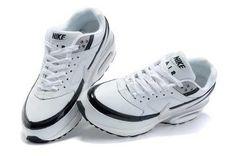 Men's Nike Air Max Bw Shoes White/Silver/Black Max,Jordans For Sale,Jordans For Cheap,Nike Air Max Shoes,Cheap Jordan Shoes Cheap Jordan Shoes, Cheap Nike Air Max, Cheap Shoes, Jordans For Sale, Cheap Jordans, Air Max Classic, Nike Headbands, Mens Nike Air, Vans Sk8